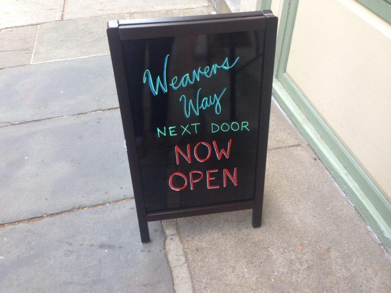 The new wellness store had its soft opening on Monday. (Neema Roshania/WHYY)