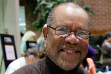 Jerry Pinkney appears at a book signing in 2011.