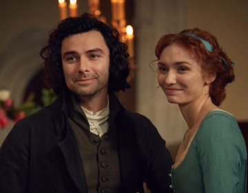 Still from season 3 of 'Poldark'