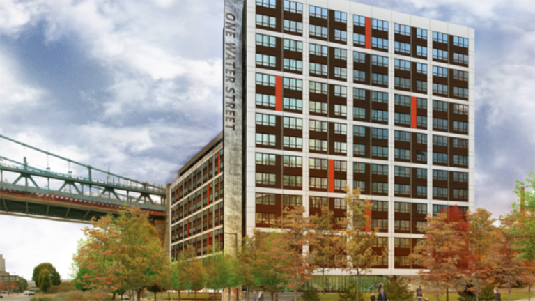 One Water Street (Rendering courtesy of PMC Property Group)