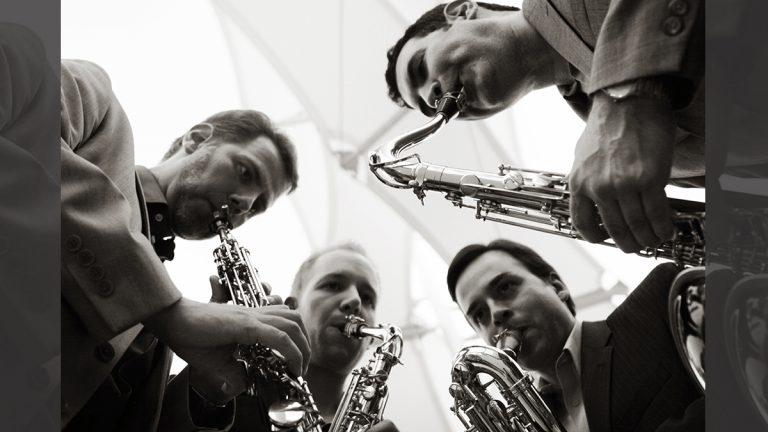 PRISM Quartet (Photo courtesy of Jacqueline Hanna)