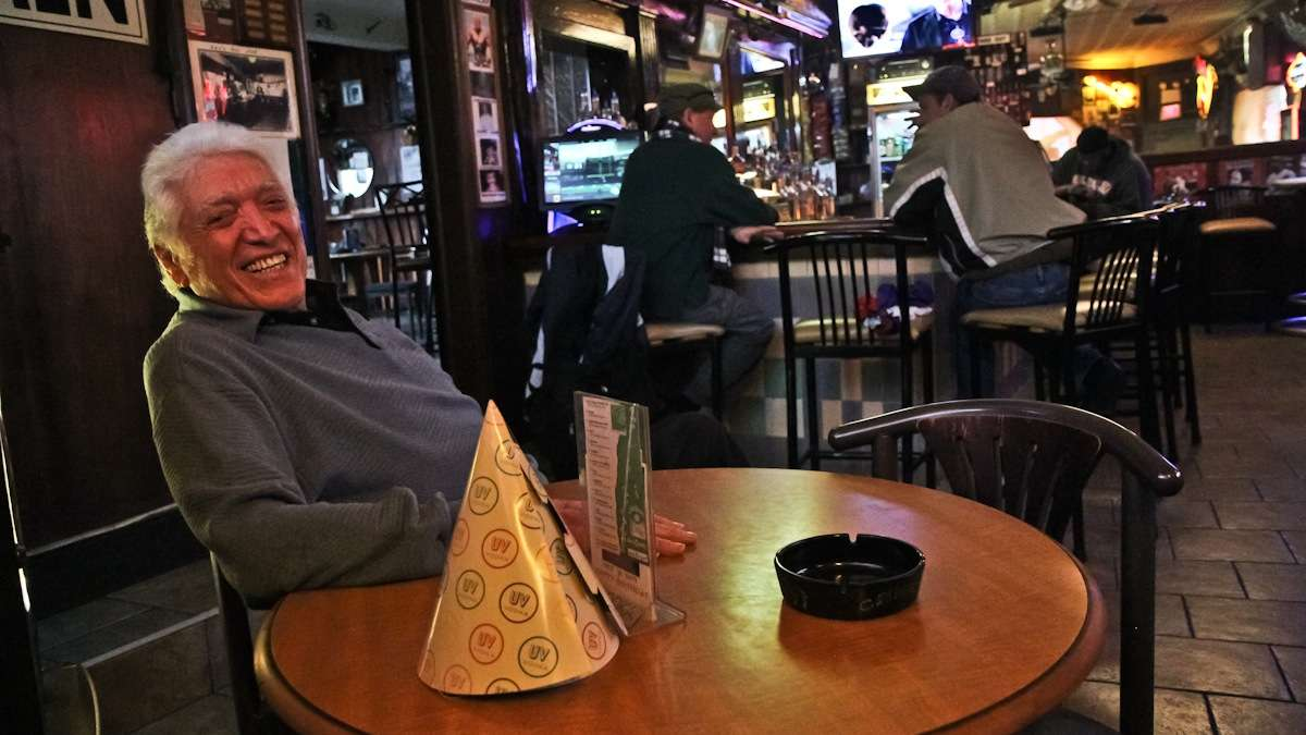 Owner of more than 20 years, Lou Capozzoli renamed the bar, originally Ray's, in honor of his father who used to greet patrons with