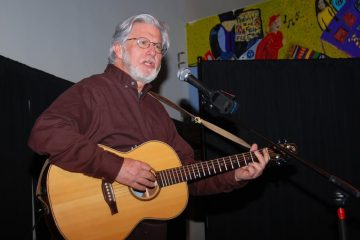 Jim Klasen, a finalist in this year's 'Recovery Idol' (Image courtesy of Philadelphia Department of Behavioral Health and Intellectual disAbility Serivces)
