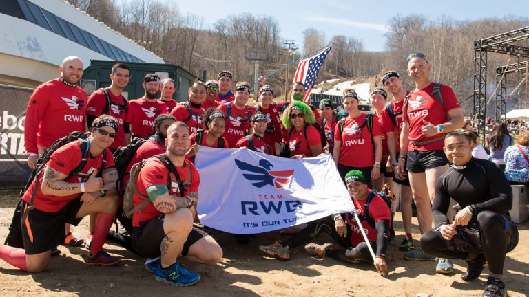 Team RWB Philadelphia at the Spartan Beast New Jersey 2015 (Image courtesy of Edward Rondon)