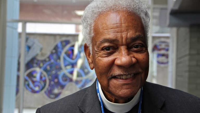Reverend Joe Williams (Emma Lee/for NewsWorks)