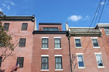 Philadelphia rowhomes (WHYY file)