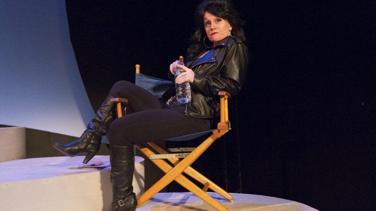 Jennifer Childs as once-popular rock star Sierra Mist