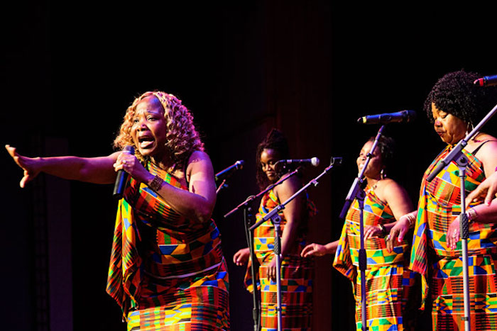 The Liberian Women's Chorus for Change