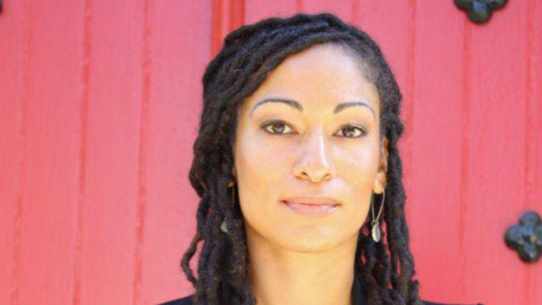 Ruha Benjamin is a sociologist