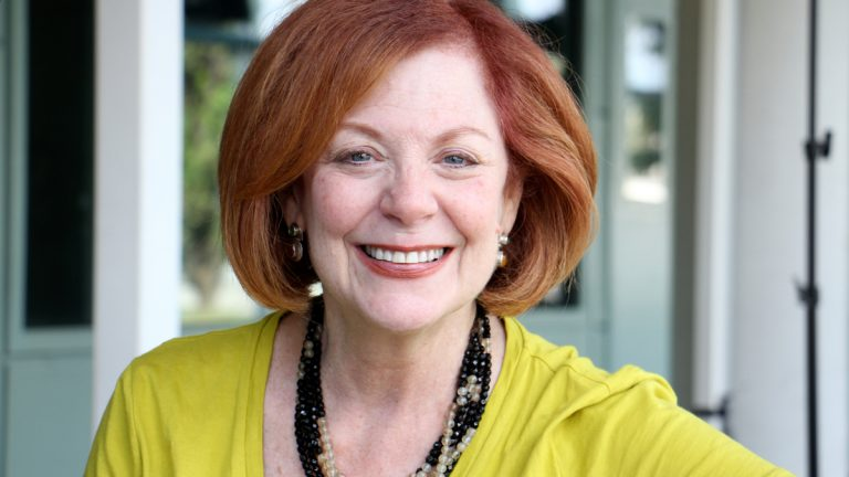 Sara Garonzik will be stepping down from her longtime role as executive producing director of the Philadelphia Theatre Company. (Emma Lee/WHYY)