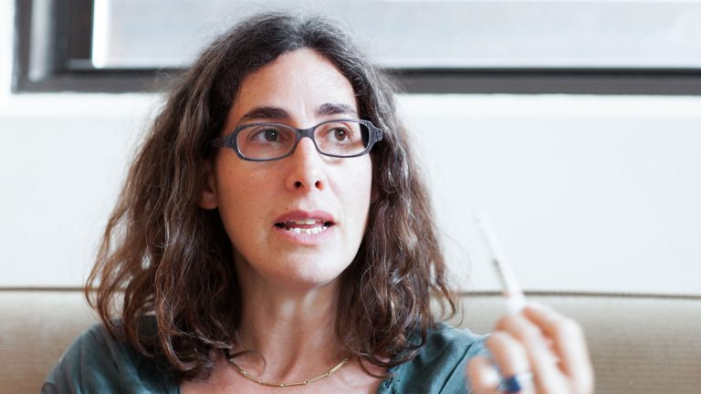 Sarah Koenig is host and executive producer of