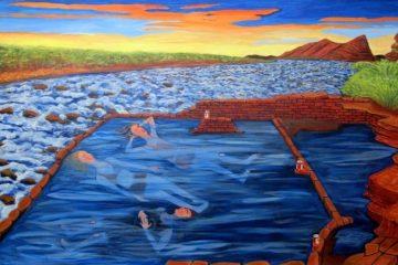 'Rio Grande Hot' by Sarah McEneaney (Courtesy of Sarah McEneaney)