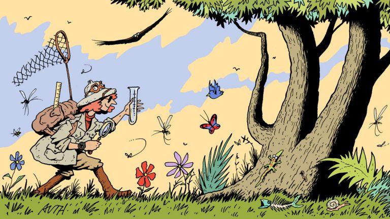 (Illustration by Tony Auth)
