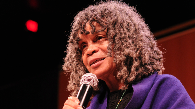 The city's poet laureate, aka Germantown luminary Sonia Sanchez, will be the focus of an in-progress made-for-TV movie. (Photo courtesy of filmmaker Janet Goldwater)
