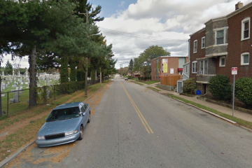 A view of the 6900 block of N. 16th St. in West Oak Lane. (Image from Google Maps)