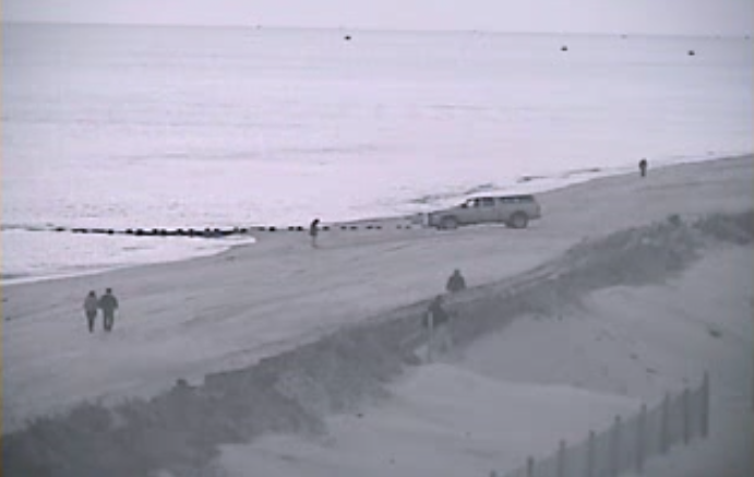 Saturday morning in Lavallette. (Image: TheSurfersView.com)