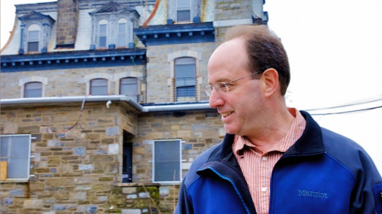 Mt. Airy-based developer Ken Weinstein will be honored by the Philadelphia Parks Alliance this weekend. (NewsWorks, file art)