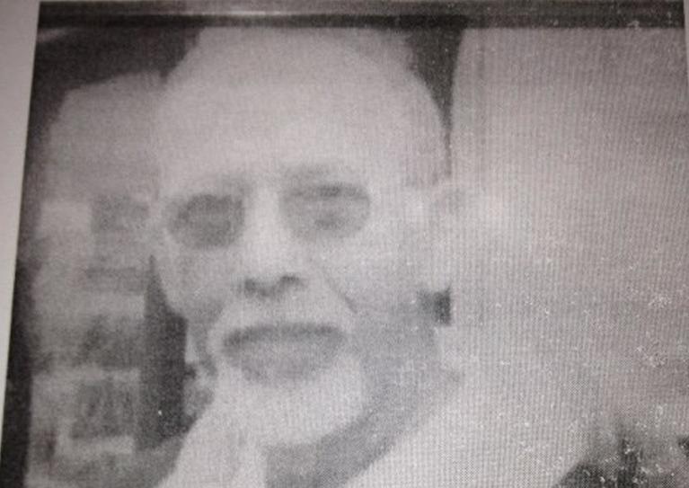 Joseph Hue, 83, of Jackson is missing.