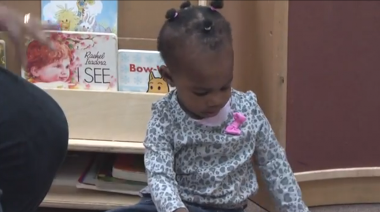 Child Space Too, which enrolls about 30 children from infants to pre-schoolers, is one of just three child-care centers in Germantown that are rated