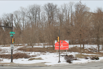 The PHA says it is amenable to various proposals for Falls Ridge including retail, recreational, commercial or mixed use. (Matthew Grady/for NewsWorks)