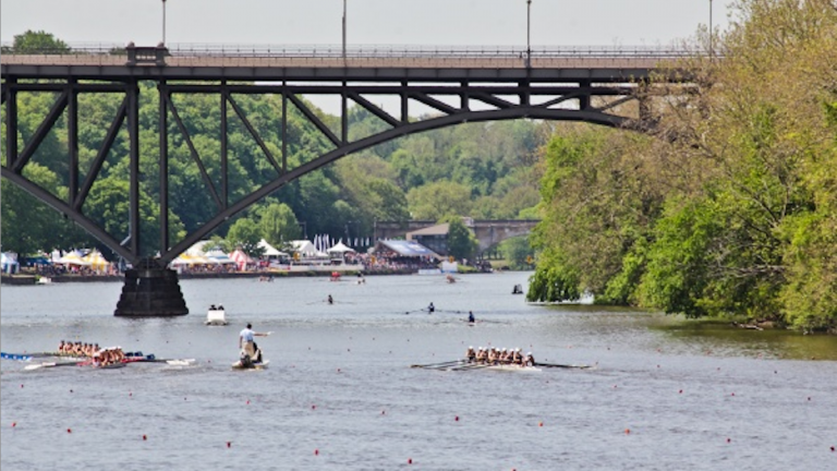 Regatta detours are a way of Kelly Drive life, and this weekend is no different. (NewsWorks, file art)