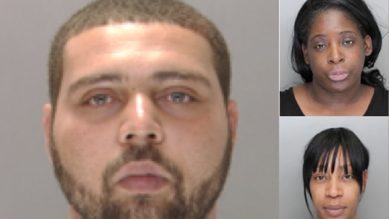 (L-R, clockwise) Daniel Duncan, Aja Whetstone, Kisha Duncan. (Photos courtesy of Philadelphia Police)