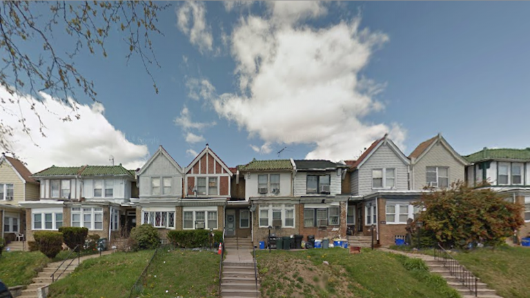 The 1900 block of 69th Ave. in West Oak Lane. (Image from Google Maps)