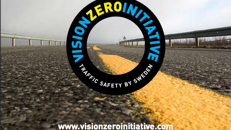 The Vision Zero Initiative has been adopted in New York City and San Francisco. The Bicycle Coalition hopes it comes to Philly soon. (Image courtesy of Vision Zero's website)