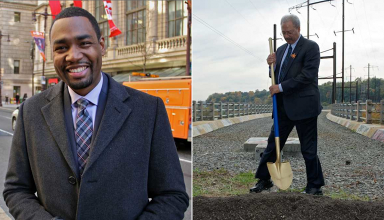 Doug Oliver garnered much support in a political website's push to find someone to run against U.S. Rep. Chaka Fattah next year. (NewsWorks/file art)