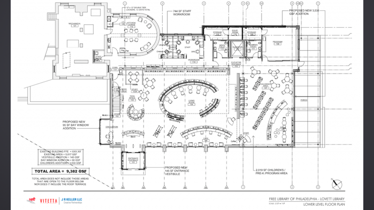 A look at the updated renderings for Lovett. (Courtesy of J.R. Keller LLC)