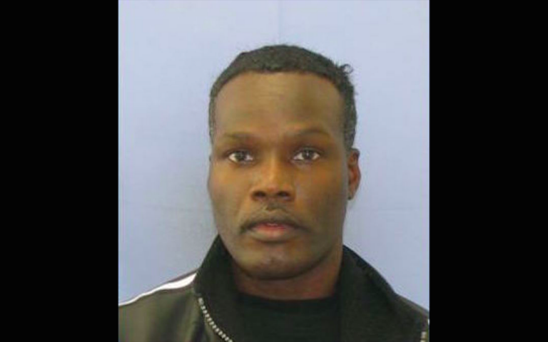 Stephen Burton, 42, was found in Maryland and taken into custody without incident, according to police. (Photo courtesy of the Philadelphia Police Department)