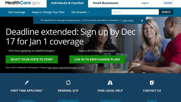 image via healthcare.gov