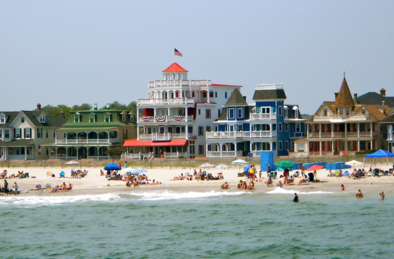 Great Destinations the Jersey Shore Atlantic City To Cape May