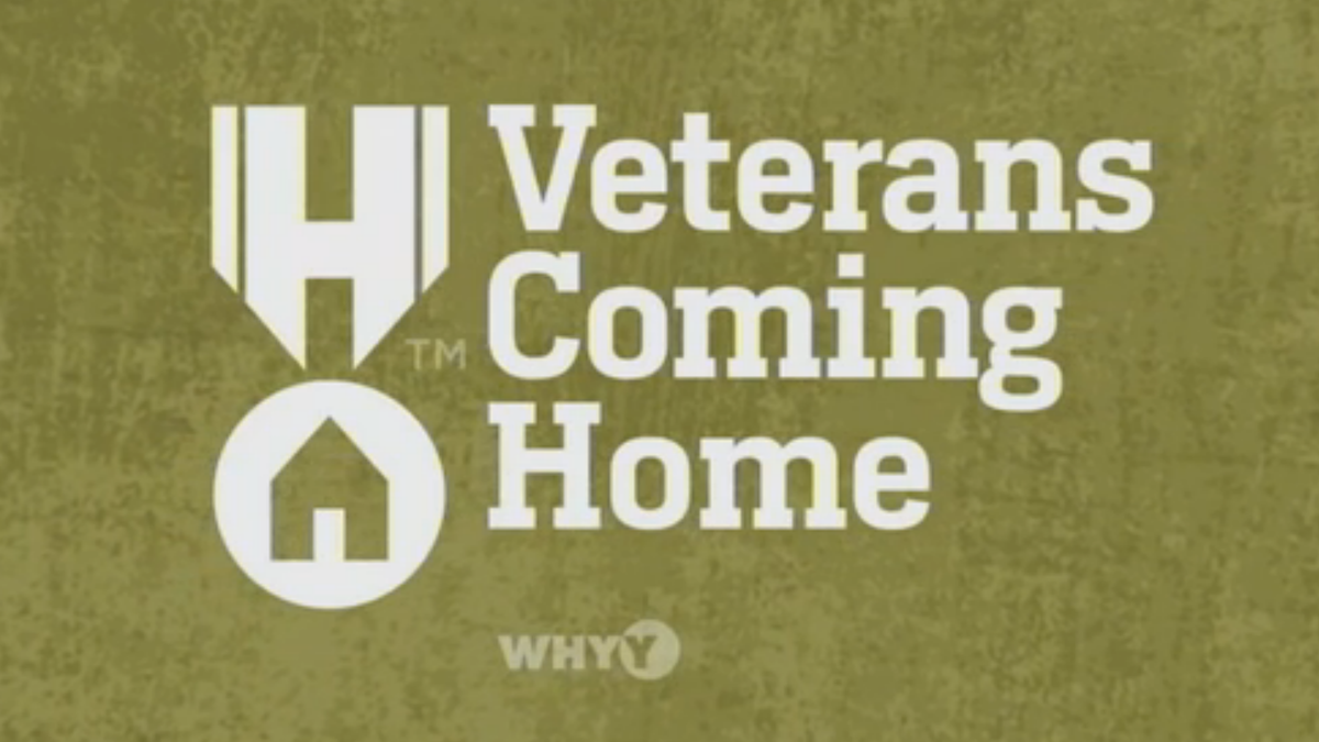 watch the whyy original production: veterans coming home : community