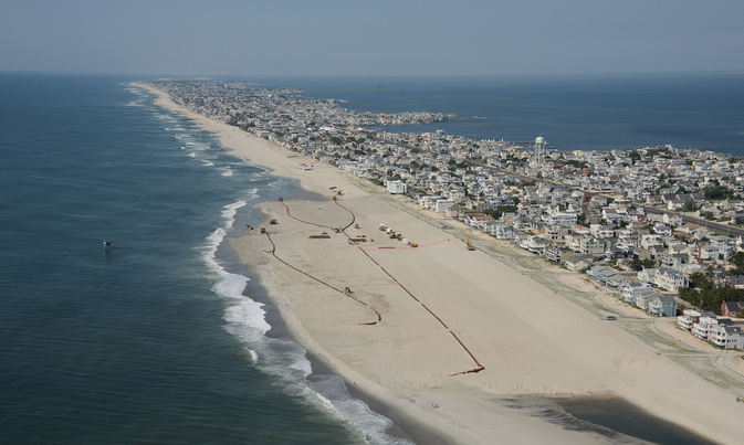 Brant Beach, Long Beach Island. (Photo: U.S. Army Corps of Engineers via Flickr)