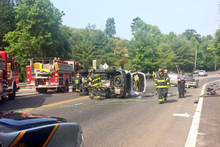 Photo courtesy of the Ocean Township Police Department.