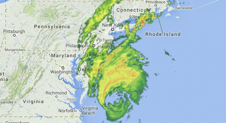 Radar at 10:00 a.m. Friday.