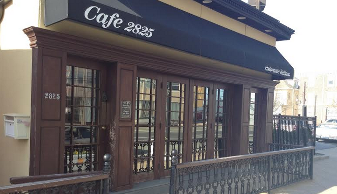 Cafe 2825 in Atlantic City is among the top 100 restaurants in the country, according to OpenTable.com. (Photo courtesy of Cafe 2825 owner Joe Lautato)