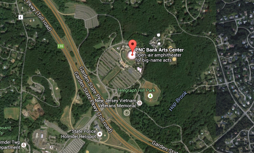 Search ongoing for PNC Bank Arts Center shooter - WHYY