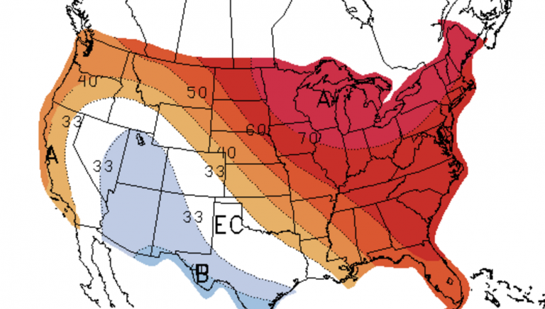 (Image: NWS Climate Prediction Center)