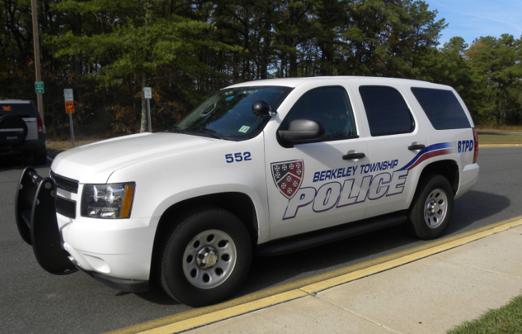 Berkeley Township Police Department image.