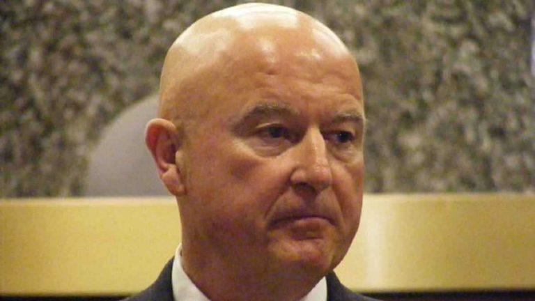 Former Pa Supreme Court Justice Seamus McCaffery. (Newsworks/file)