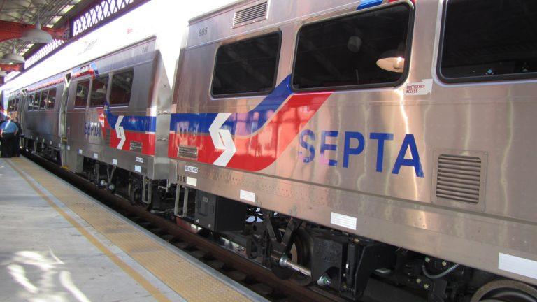 People who won passes to use Regional Rail during the pope's visit as part of SEPTA's ticket lottery are now being notified (NewsWorks file photo)