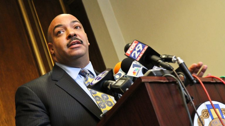 Philadelphia District Attorney Seth Williams. (NewsWorks file photo)