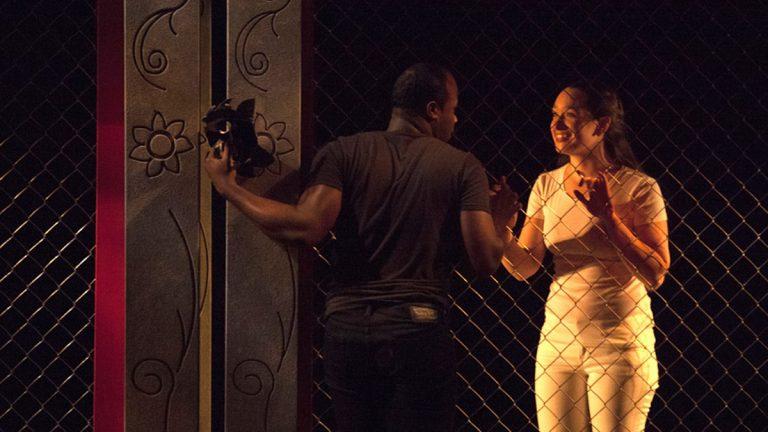A scene from Philadelphia Shakespeare Theatre's Romeo and Juliet.