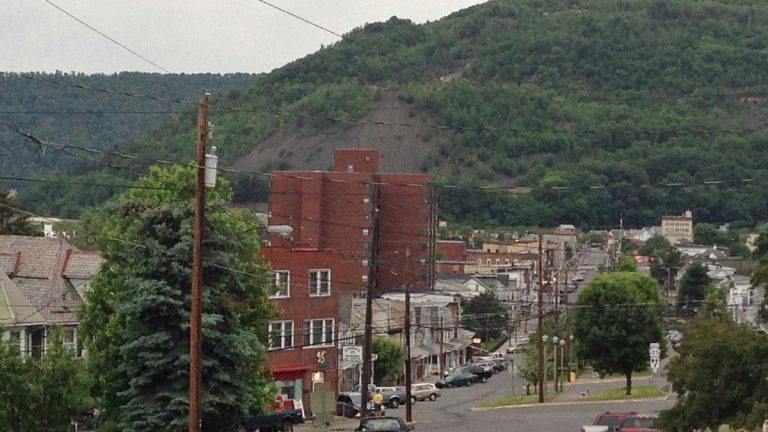 State officials have recommended a distress designation for Shamokin, so it's likely the 7,500 person Northumberland County city will be the 28th municipality to attempt financial recovery through the Commonwealth's Act 47 program. (Emily Previti/WITF)