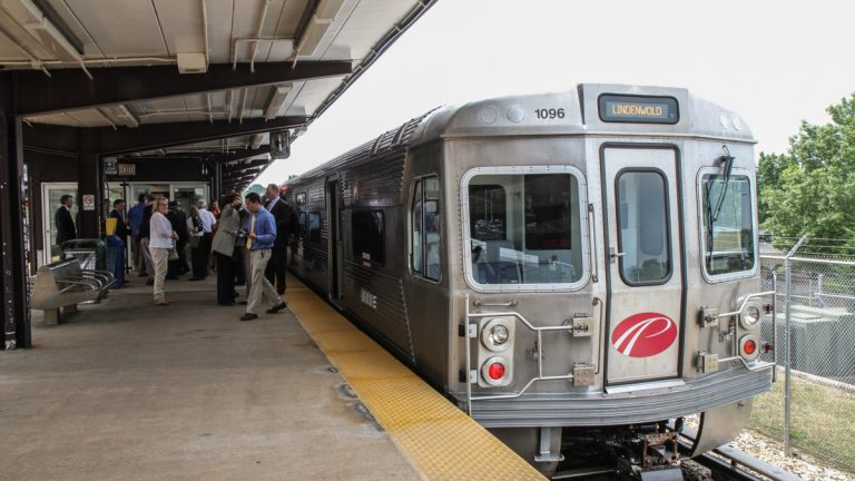 PATCO service will operate on a modified schedule during the World Meeting of Families in Philadelphia in September. (Kimberly Paynter/WHYY)