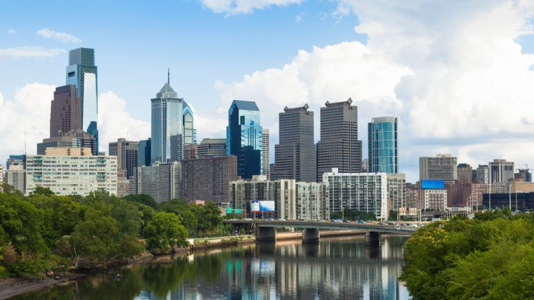 While Philadelphia's  unemployment rate remains higher than regional and national rates, by the end of 2014, it had declined to 7.8 percent compared with 6.2 percent for the region and nation.(<a href=
