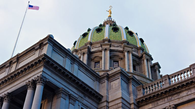 As the deadline for enacting a Pennsylvania budget nears, talks are stalling in Harrisburg.(<a href=