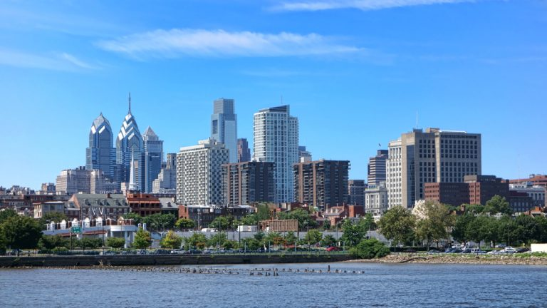 The Pennsylvania Department of Environmental Protection is asking the federal Environmental Protection Agency to acknowledge air-quality improvements in the Philadelphia region. (Shutterstock)